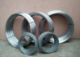 Pocinkovana i plastificirana ravna žica